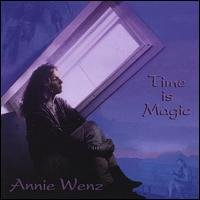 annie wenz - time is magic CD 1996 gypsy moon rising new factory sealed