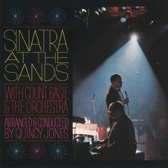 frank sinatra - sinatra at the sands CD 1998 reprise warner wea used mint