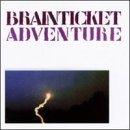 brainticket - adventure CD 1997 cleopatra purple pyramid 5 tracks used mint