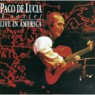 paco de lucia live in america CD 1993 polygram spain 8 tracks used mint