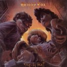 britny fox - boys in heat CD 1989 CBS 13 tracks used mint