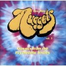 even more nuggets vol. 3 classics from the psychedelic sixties CD 1989 rhino used mint