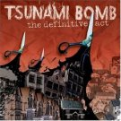 tsunami bomb - the definitive act CD 2004 kung fu used mint barcode punched