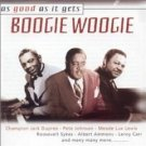 as good as it gets boogie woogie - various artists CD 2-discs 2000 disky mint