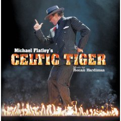 michael flatley's celtic tiger - ronan hardiman CD 2005 universal decca used mint barcode punched