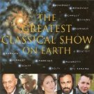 the greatest classical show on earth - various artists CD 2-discs 1998 polygram used mint