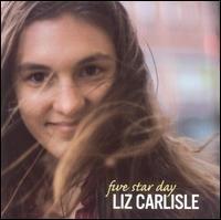 liz carlisle - five star day CD 2005 wildground used mint