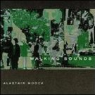 alastair moock - walking sounds CD 1997 bad moock rising used mint