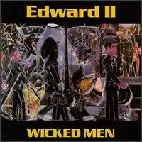 edward II - wicked men CD 1991 priority pure bliss used mint