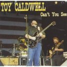 toy caldwell - can't you see CD 1998 pet rock coda used mint
