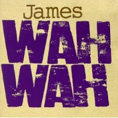 james - wah wah CD 1994 phonogram mercury polygram 23 tracks used mint