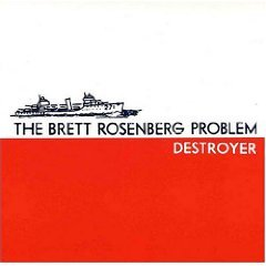 brett rosenberg problem - destroyer CD 2002 hi fi records used mint