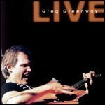 greg greenway - live 2003 face 14 tracks used mint