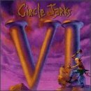 circle jerks - VI CD 1987 relativity used mint