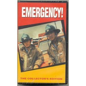 emergency! the collector's edition 20-tape set VHS used mint