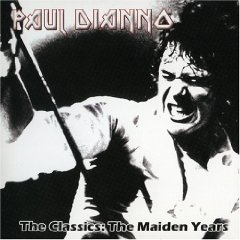 paul dianno the classics the maiden years CD 2007 13 tracks cargo records made in japan used mint