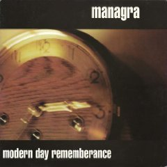 managra - modern day rememberance CD used mint