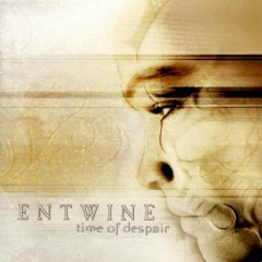 entwine - time of despair CD 2002 century media used near mint