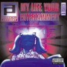 parental advisory - my life your entertainment CD 2000 SKG dreamworks used mint barcode punched