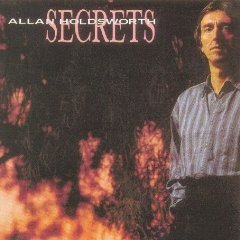 allan holdsworth - secrets CD 1989 restless intima printed in canada used mint