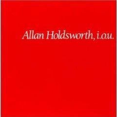 allan holdsworth - i.o.u. CD 1985 restless used near mint
