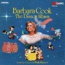 barbara cook - the disney album CD 1988 MCA used mint