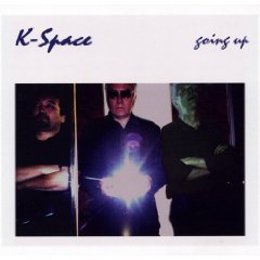 k-space - going up CD 2005 ad hoc 7 tracks used mint