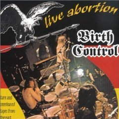 birth control - live abortion CD 2000 wallbreaker two wolf used mint