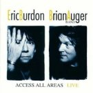 eric burdon brian auger - access all areas live CD 2-disc set 1993 spv germany mint