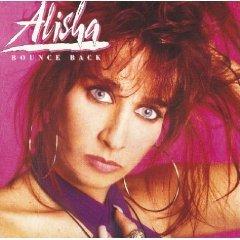 alisha - bounce back CD 1990 MCA used mint
