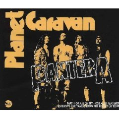 pantera - planet caravan part 1 CD single 1994 atlantic warner 4 tracks made in germany like new
