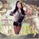 judy tenuta - in goddess we trust 1995 major music goddess entertainment used mint