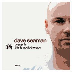 dave seaman - this is audiotherapy CD 2-discs 2005 audio therapy limited UK used mint