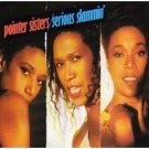 pointer sisters - serious slammin' CD 1988 RCA used mint