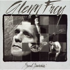 glenn frey - soul searchin' CD 1988  MCA used mint