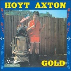 hoyt axton - gold CD 2001 rhino collectables used mint
