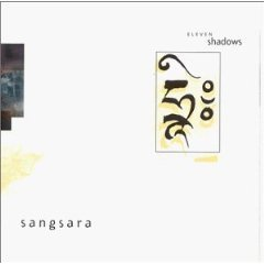 eleven shadows - sangsara CD 1999 adastra used mint