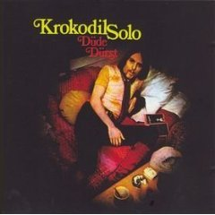 krokodil solo dude durst CD used mint