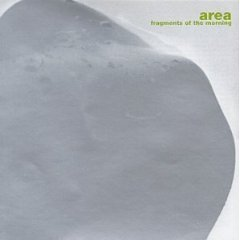 area - fragments of the morning CD 1990 projekt used mint