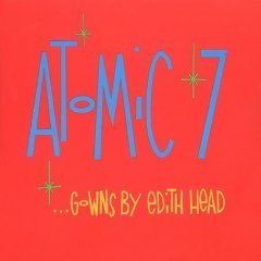 atomic 7 - gowns by edith head CD 2003 mint records used mint