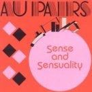 au pairs - sense and sensuality CD 2002 sanctuary castle brand new import factory sealed