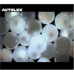autolux - future perfect CD 2004 sony red ink used mint punch hole thru digipak
