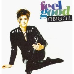 abigail - feel good CD 1994 zyx made in germany used mint