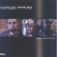 slide five - people, places & things CD 1997 ubiquity used mint