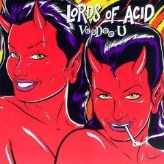 lords of acid - voodoo-u CD 1996 antler-subway american 16 tracks used mint
