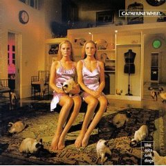 catherine wheel - like cats and dogs CD 1996 mercury BMG Direct used mint