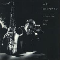 andy sheppard - introductions in the dark CD 1989 island antilles used mint