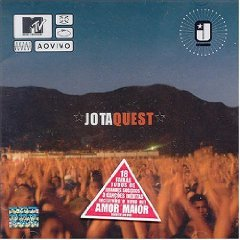 jota quest - MTV ao vivo CD 2004 sony bmg used mint