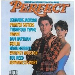 perfect - original soundtrack album CD 1985 arista used mint