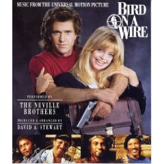 neville brothers - bird on a wire music from the motion picture CD single 1990 A&M mint